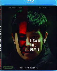 I Saw the Devil Blu Ray