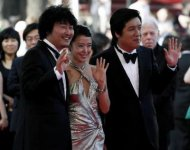 Jeon Do-yeon and Cannes