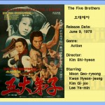 kimshihyeon1978 fivebrothers