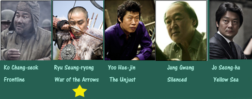 blue dragon supporting actor