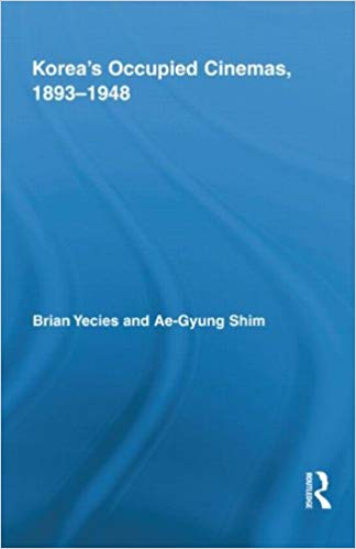 Books About Korean Cinema